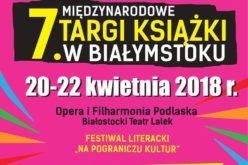 Międzynarodowe Targi Książki w Białymstoku – 7. edycja