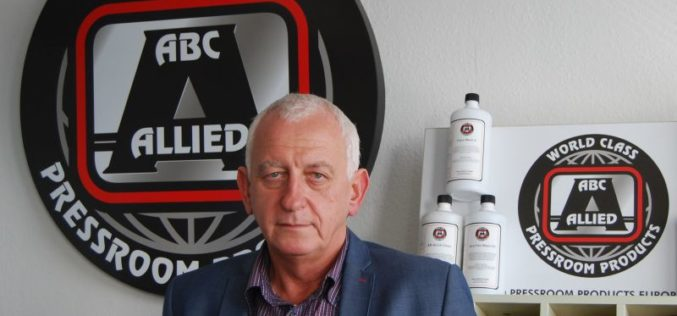 Krzysztof Malec dołączył do zespołu ABC/Allied Pressroom Products Europe