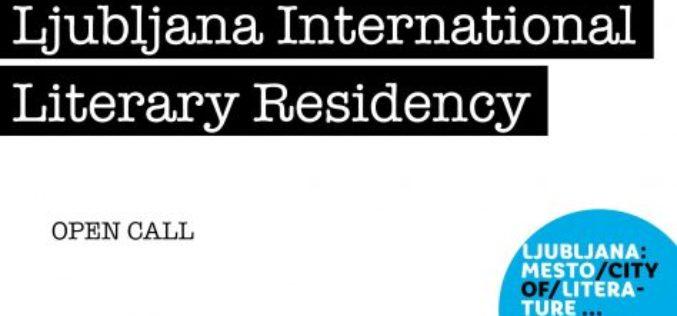 Ljubljana Miasto Literatury UNESCO – program rezydencjalny