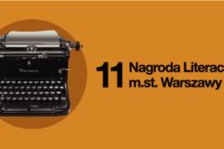 482 książki zgłoszone do tegorocznej edycji Nagrody Literackiej m.st. Warszawy