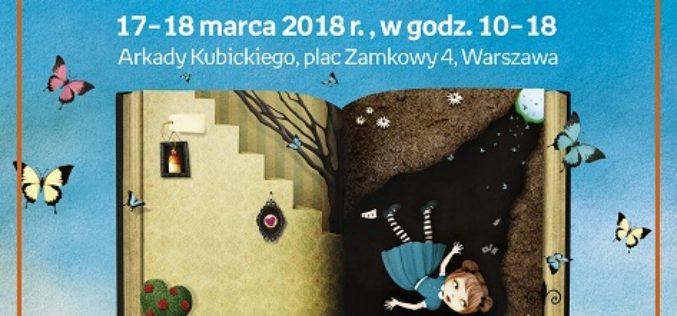 Jutro rusza 2. edycja Targów Książki Dziecięcej Przecinek i Kropka 2018