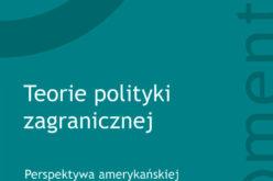 Zapraszamy na seminarium pt. Studia nad polityką zagraniczną – obecny stan badań i perspektywy
