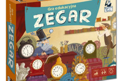 Gra edukacyjna Zegar – nowość od Kapitana Nauki
