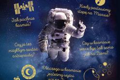 """Czy w kosmosie jest internet? Zapytaj astronautę! PREMIERA: """"Zapytaj astronautę"""" Tim Peake"""