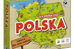 Gra edukacyjna Polska – nowość od Kapitana Nauki