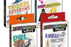 Nowości dla młodzieży i dorosłych w serii Kieszonkowce!
