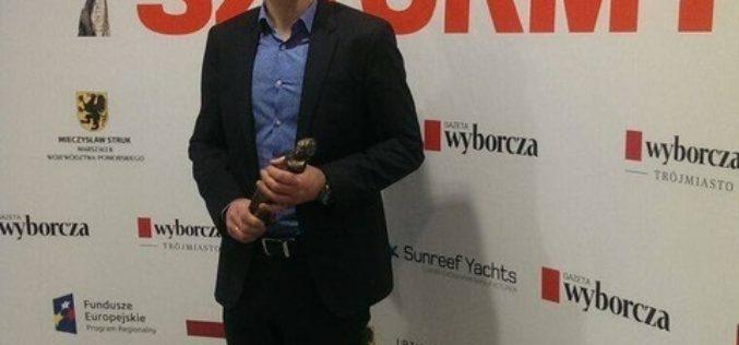 Gdański Learnetic laureatem nagrody Sztorm roku 2017   w kategorii Biznes: Firma roku