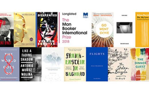 Olga Tokarczuk nominowana do The Man Booker International Prize!