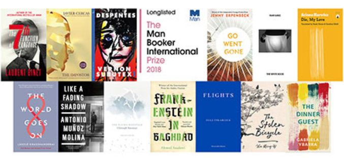 Olga Tokarczuk nominowana do The Man Booker International Prize!