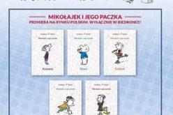 """""""Mikołajek i jego paczka"""" – premiera pięciu książek serii wyłącznie w Biedronce!"""