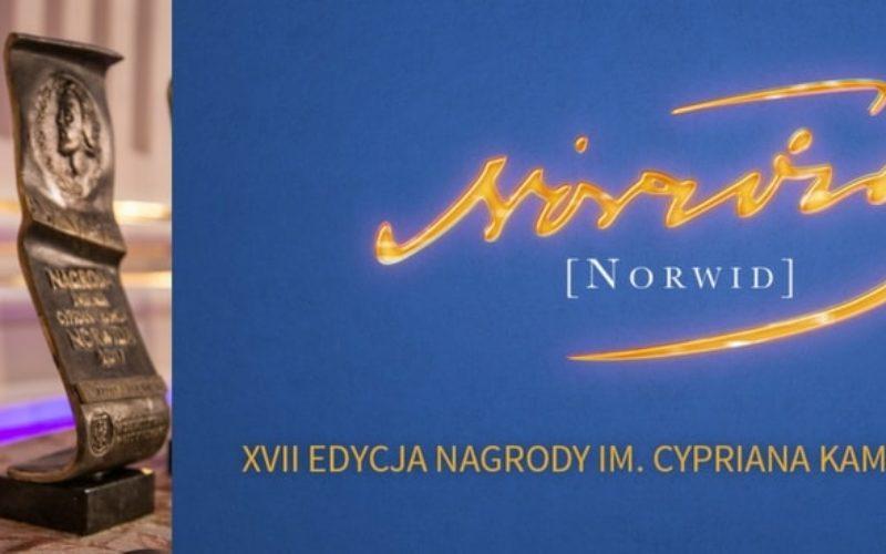 Znamy nominacje do Nagród im. Cypriana Kamila Norwida