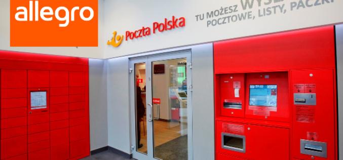 Allegro i Poczta Polska uruchomią ogólnopolską sieć paczkomatów?