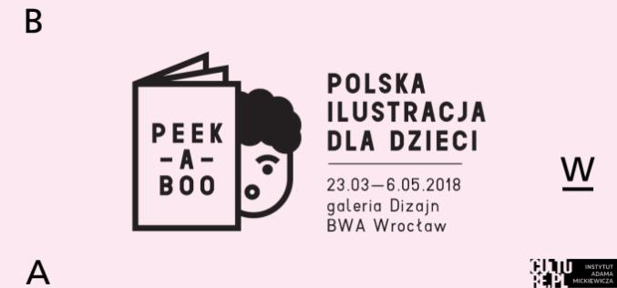 Peekaboo – polska ilustracja dla dzieci