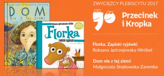 "Laureaci konkursu ""Przecinek i Kropka 2017"""