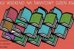 Klub Proza: Długi weekend literacki na Światowy Dzień Książki!