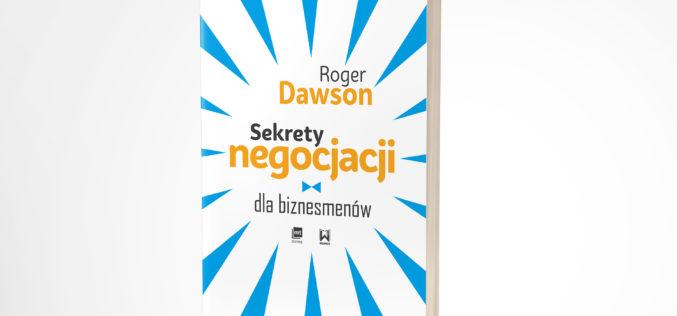 Sekrety negocjacji dla biznesmenów – nowe, uaktualnione wydanie!