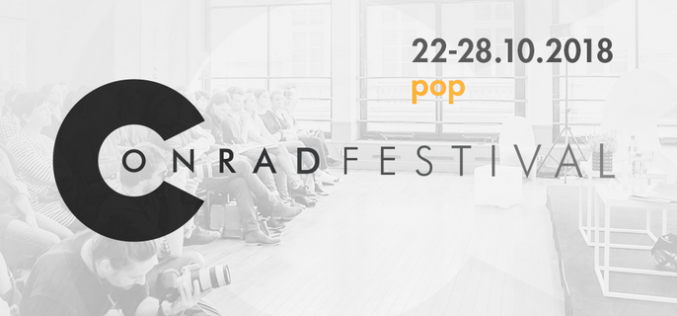 Znamy pierwszych gości Festiwalu Conrada 2018