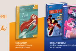 #Czytelnia, nowa seria książek do samodzielnego czytania