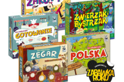 Seria gier edukacyjnych Kapitana Nauki zdobyła wyróżnienie w konkursie Zabawka roku 2018!
