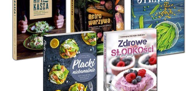 Seria Samo Sedno poleca: pięknie wydane, oryginalne książki kulinarne