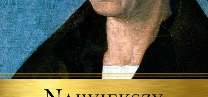 Książka o Jakubie Fuggerze wśród najlepszych tytułów pod choinkę, polecanych przez Gazetę Wyborczą