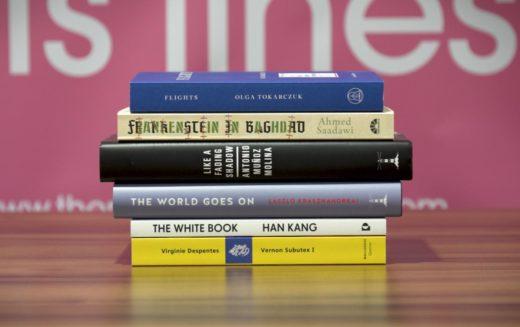 The Man Booker International Prize – Olga Tokarczuk  na tzw. short list
