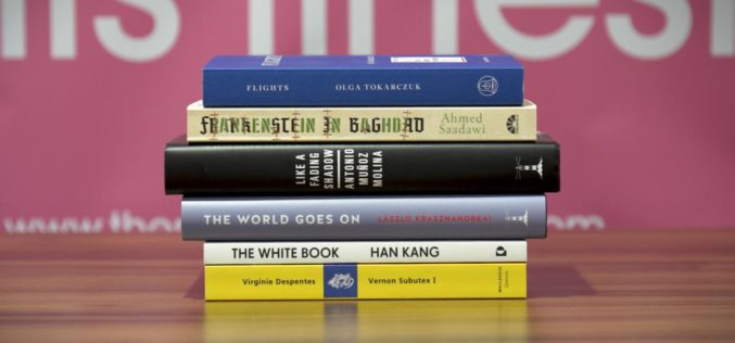 The Man Booker International Prize – Olga Tokarczuk  na tzw. short list