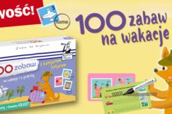 100 zabaw z kangurem Arturem Nowość w bestsellerowej serii Kapitana Nauki!