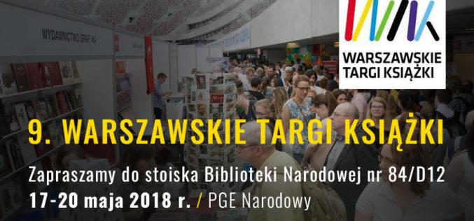 Biblioteka Narodowa zaprasza na spotkania z Zespołem ISBN podczas Warszawskich Targów Książki