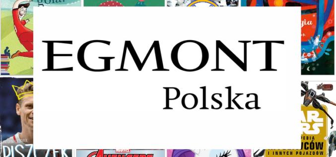 Rodzinny weekend z Wydawnictwem Egmont na Warszawskich Targach Książki w dniach 17-20.05.2018!
