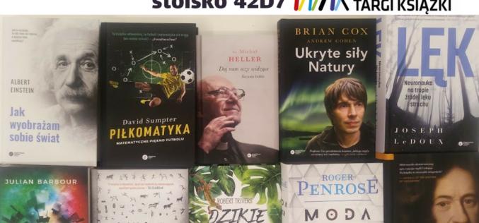 CCPress na Warszawskich Targach Książki, Narodowy, 17-20 maja