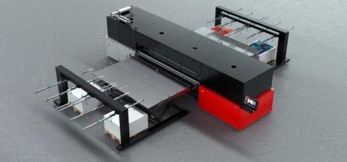 """""""Agfa wprowadza na rynek swoje flagowe rozwiązanie w zakresie hybrydowego druku inkjet UV: ploter Jeti Tauro H3300 LED"""""""