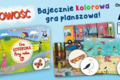 Loteryjka Pory roku Nowość w nagradzanej serii Kapitana Nauki!