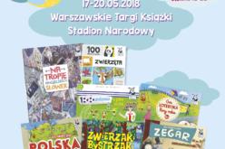 Kapitan Nauka na Warszawskich Targach Książki
