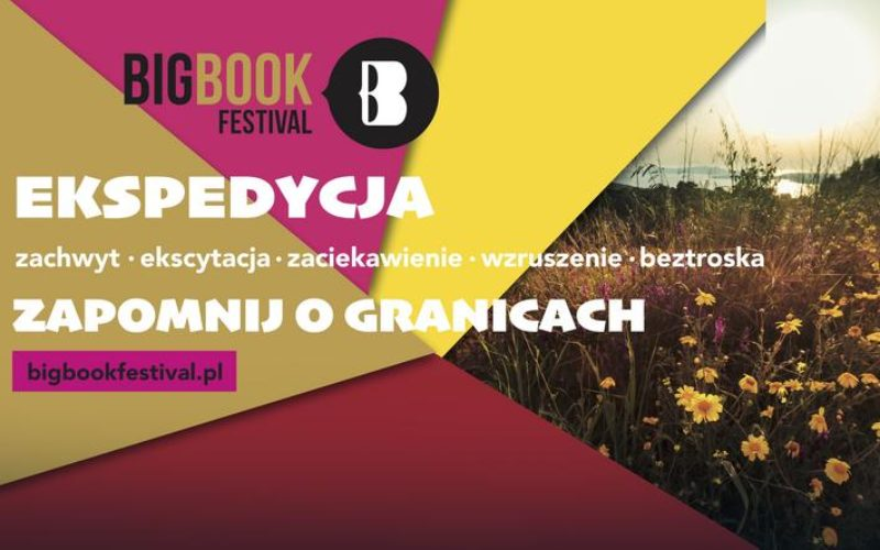 Znamy pełny program Big Book Festival 2018