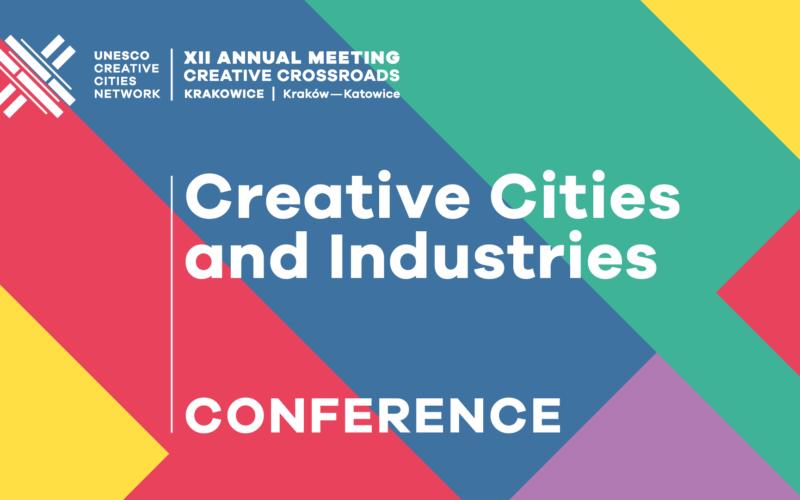 Streaming XII Kongresu Sieci Miast Kreatywnych UNESCO w Krakowicach
