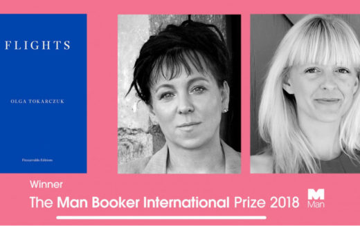 The Man Booker International Prize dla Olgi Tokarczuk