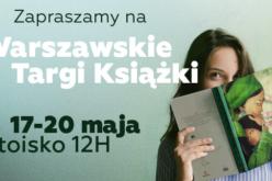 Wydawnictwo Media Rodzina zaprasza na Warszawskie Targi Książki