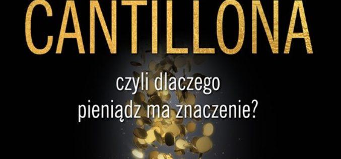 """""""Efekt Cantillona"""" nominowany do nagrody Economicus 2018!"""