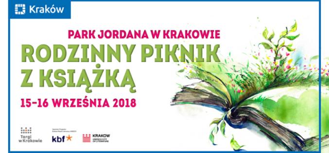 Nowa impreza czytelnicza na mapie Krakowa