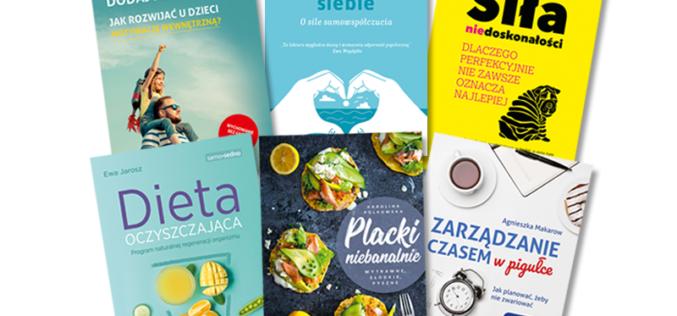 Wydawca poradników Samo Sedno zaprasza na swoje stoisko na targach książki w Warszawie!