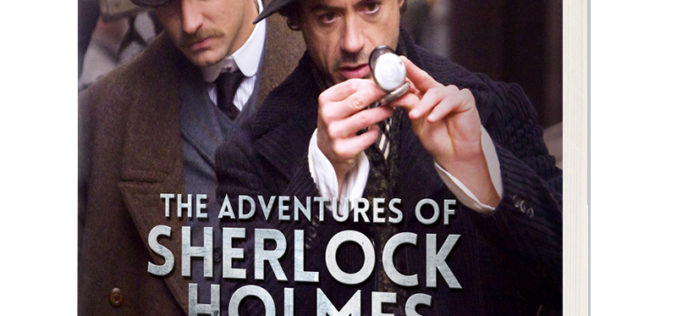 Seria Klasyka po angielsku: The Adventures of Sherlock Holmes