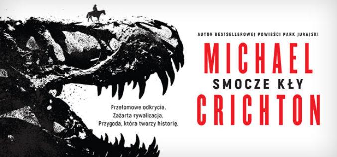 Autor bestsellerowego PARKU JURAJSKIGO powraca!