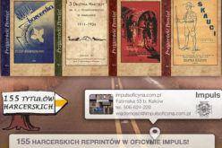 Nowe reprinty harcerskie poleca Oficyna Impuls