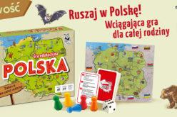 Gra edukacyjna Polska od Kapitana Nauki: idealna rozrywka na wakacje!