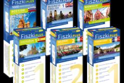 Fiszki PLUS Wydawnictwa Edgard  do nauki języków obcych