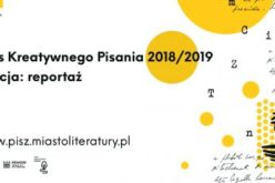 Czwarta edycja Kursu Kreatywnego Pisania Miasta Literatury UNESCO: Reportaż