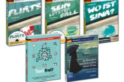 Edgard poleca: wakacje z językiem niemieckim!  Kryminały i powieści do nauki języka niemieckiego