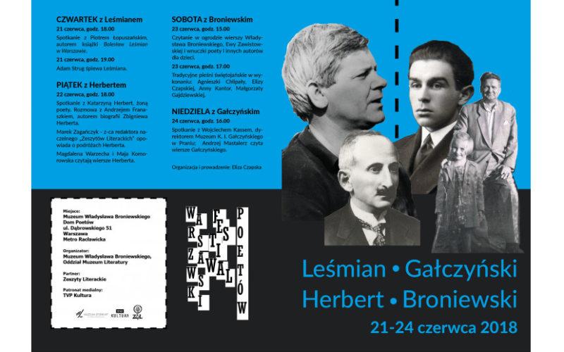 III Warszawski Festiwal Poetów