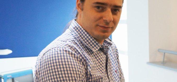 Kamil Haczmerian dołączył do działu fleksograficznego KBA CEE